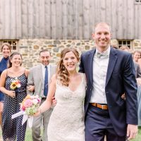 Hollin & Dan's Vineyard Wedding