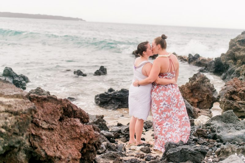 Julie and Julie | Maui Hawaii Engagement Session