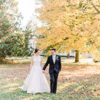 Megan & Mike | Saratoga Springs NY, Museum of Dance Wedding
