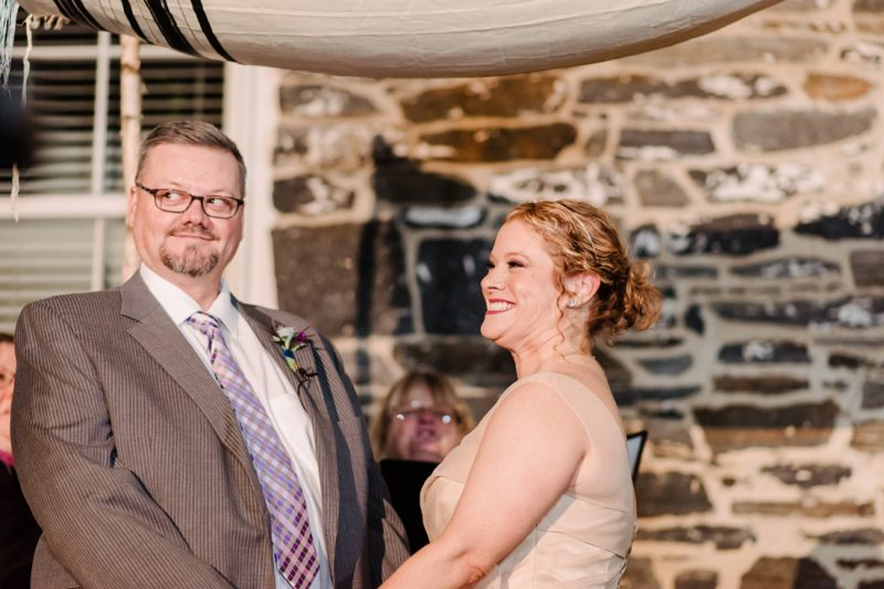 Tracy and Jason | Surprise Wedding at Artifact Coffee