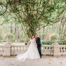 Leigh & Matt | Liriodendron Intimate Wedding
