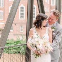 Karen & Ray | Heron Room Baltimore Wedding