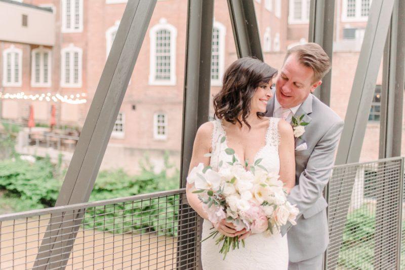 Karen & Ray | Heron Room Baltimore Wedding