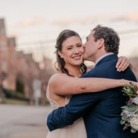 Happy New Year! | Corinne and Zach's NYE Wedding at Artifact Coffee