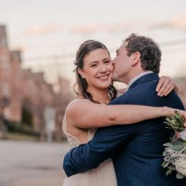 Happy New Year! | Corinne and Zach's NYE Wedding at Artifact Coffee