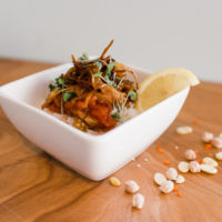 Koshary by Misteka Serving Egyptian Street Food at Clarksville Common Kitchen