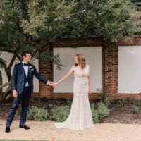 Erika and Billy's Dumbarton House DC Wedding