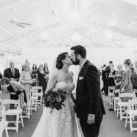 Rachel and Kenny's Spring Wedding at Elkridge Furnace Inn